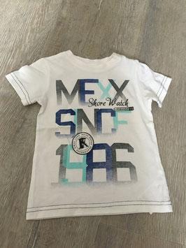2175 Shirt weiß MEXX Since von MEXX Gr. 86