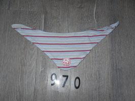970 Halstuch gestreift von TCM