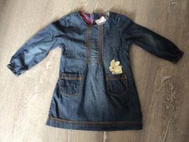 3219 LA Jeanskleid dünner Stoff mit Hase und Taschen von LEGO WEAR Gr. 80