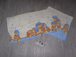 1091 Bettwäsche Bären von BABY BUTT 100x135 Decke und 80x80 Kopfkissen