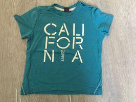 2077 Shirt blau CALIFORNIA von ESPRIT Gr. 80