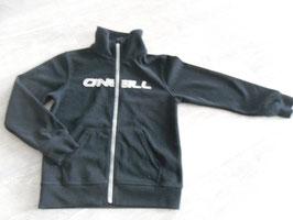 1211 Fleece Jacke schwarz von O'NEILL Gr. 116
