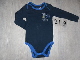 218 Body Hello World Gr. 74/80