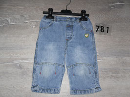 781 Jeans hell Gr. 68