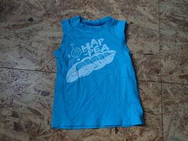 AL-106 Shirt in türkis mit Erbsen ;) von DOPODOPO Gr. 92