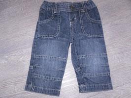 1223 Jeans dunkelblau Gr. 68