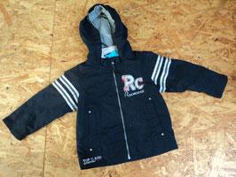 M-185 Leichte Jacke blau/schwarz RC von Topolino Gr. 86