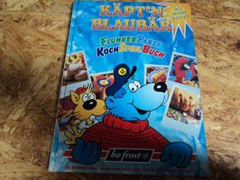 AL-182 Buch Flunker Party Koch-Spiel_Buch mit Käpt'n Blaubär