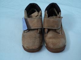 223 Schuhe Knöchelhoch mit Klettverschluss , sehr gerne getragen worden von TIMBERLAND Gr. 22