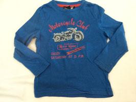 368 LA Shirt blau mit Harley von CHARLES VÖGELE Gr. 98