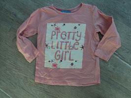 SS-44 LA Shirt rosa Pretty Little Girl von DOPODOPO Gr. 92