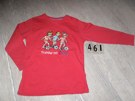 461 LA Shirt Conni rot Gr. 92/98