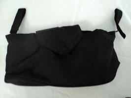 563 Kinderwagen Utensilo Tasche in schwarz von BABYLOVE DM