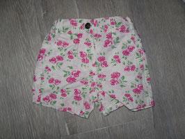 1333 Kurze Shorts Rosen Gr. 74/80