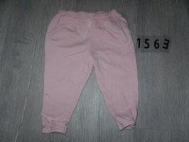 1563 Jogger rosa Gr. 86
