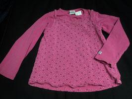 SK-128 LA Shirt in pink mit Punkte und Herzchen von S'OLIVER Gr. 92