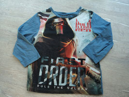 P-23 LA Shirt Star Wars blau-bunt Gr. 116