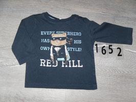 1652 Shirt Bär Gr. 74