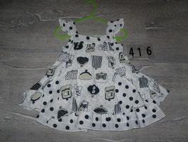 416 Ein Traum :O) Kleid von NEXT Gr. 80