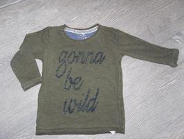 669 LA Shirt khaki gonna be wild von NAME IT Gr. 80