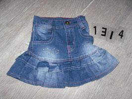 1314 Jeans Rock Hello Kitty Gr. 86