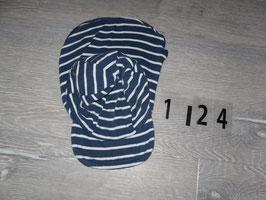 1124 Sommer Mütze von Schiesser Gr. 48