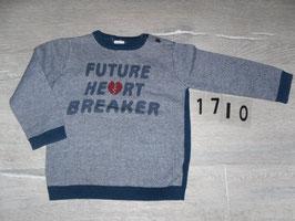 1710 Pulli Heart Breaker von H&M Gr. 86