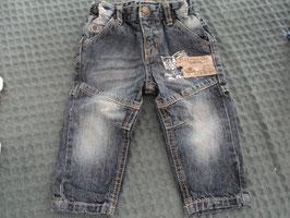 M-114 Jeans dunkelblau von BLUE SEVEN Gr. 74