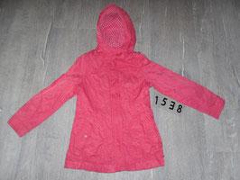 1538 Übergangsmantel in pink von OKAIDI Gr. 114