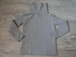 2568 Rollkragen Shirt grau von OKAIDI Gr. 102