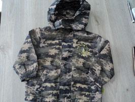 43 Leichte Jacke Camouflage Style  Gr. 80