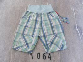1064 Schöne Shorts karriert von SIGIKID Gr. 92