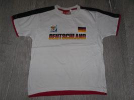 """1988 Shirt """"DEUTSCHLAND"""" Africa 2010  Gr. 116"""