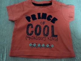 1266 Shirt koralle Prince of COOL von EARLY DAYS Gr. 62
