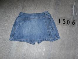1506 Jeans Hosenrock von LANA BABY Gr. 9 Monate