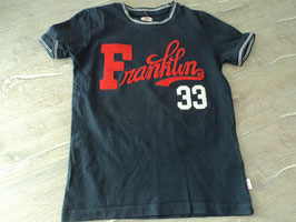 69 Shirt blau von FRANKLIN MARSHALL Gr. 134/140