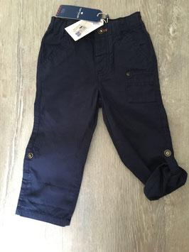 2158 Schicke Stoffhose dunkelblau von TOM TAILOR  Gr. 86
