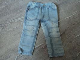 2428 Mega coole Skinny Jeans hell von PRENATAL Gr. 86