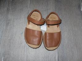 1388 Sandalen Leder aus Spanien Sfera Gr. 25