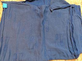 A-29 Didymos Tragetuch 100% Baumwolle in blau/lila