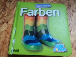 AL-221 Buch-meine ersten Farben von PALETTI