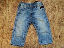A-69 Leichte Jeans in stone washed blau-enger stellbar von STACCATO Gr. 104