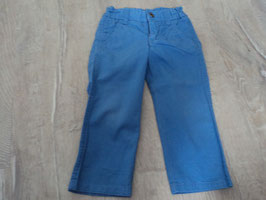 2544 Leichte Hose blau von PAPAGINO Gr. 86