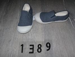 1389 Sommer Sneaker  Jeans von IMPIDIMPI Gr. 26
