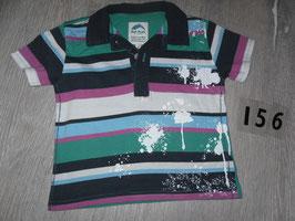 156 Shirt gestreift von EAT ANTS Gr. 86