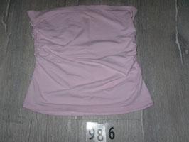 986 Bauchband rosa von BELLY BUTTON Gr. M