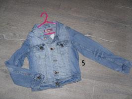 5 Jeansjacke von H&M Gr. 140