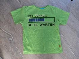 SS-62 Shirt in einem knalligen grün *Ich denke…...bitte warten von CFL Gr. 128/134