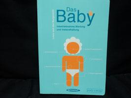 AL-157 Buch 'Das Baby Inbetriebnahme,Wartung und Instandhaltung ' ;) von LOUIS UND JOE BORGENICHT