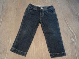 2865 Leichte Jeans mit Gummibund von BENETTON BABY Gr, 74